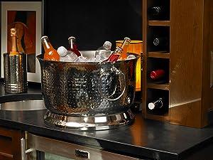 beverage tubs, party tub, wine bucket, party bucket