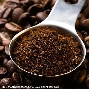 Amazon Com Starbucks Medium House Blend Ground Coffee