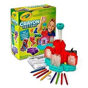 Crayola Crayon Factory - Package Contents
