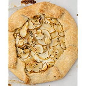 Parsnip and Thyme Galette