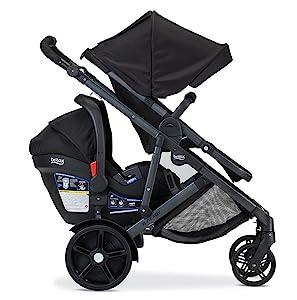 Amazon Com Britax B Ready G2 Stroller Black Baby
