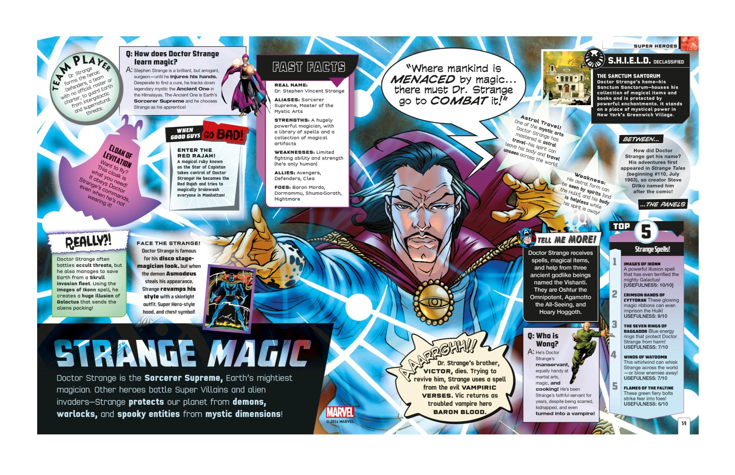 ff5c3402aedb Marvel Absolutely Everything You Need to Know  Adam Bray