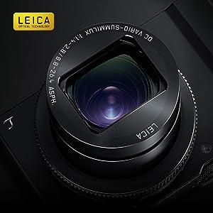 F1.4-2.8 24-72mm LEICA DC VARIO-SUMMILUX lens