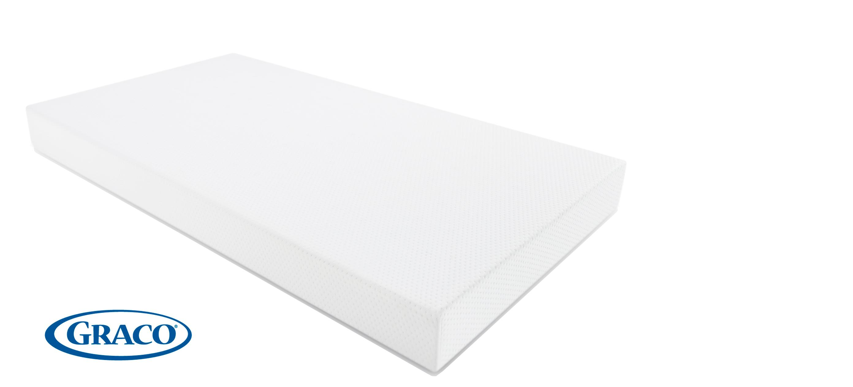 Graco Premium Foam Crib and Toddler Bed Mattress: Amazon ...