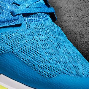 481082c85a25 Breathable power mesh upper.