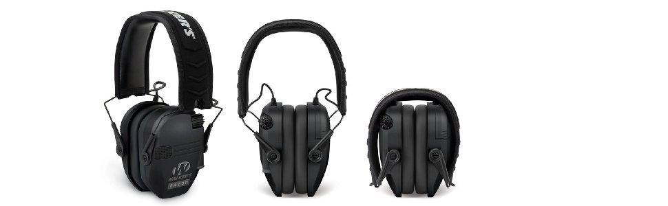Details about  /Walkers Razor Slim Shooting Ear Protection 23db TEAL GWP-RSEM-LTL Free Shipping
