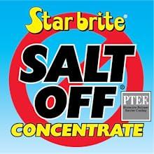 salt off, star brite,salt away,salt terminator,de-salt,remover,engine flush,outboard,inboard