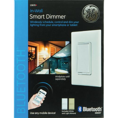 Amazon Com Ge Bluetooth Smart Switch In Wall 13869