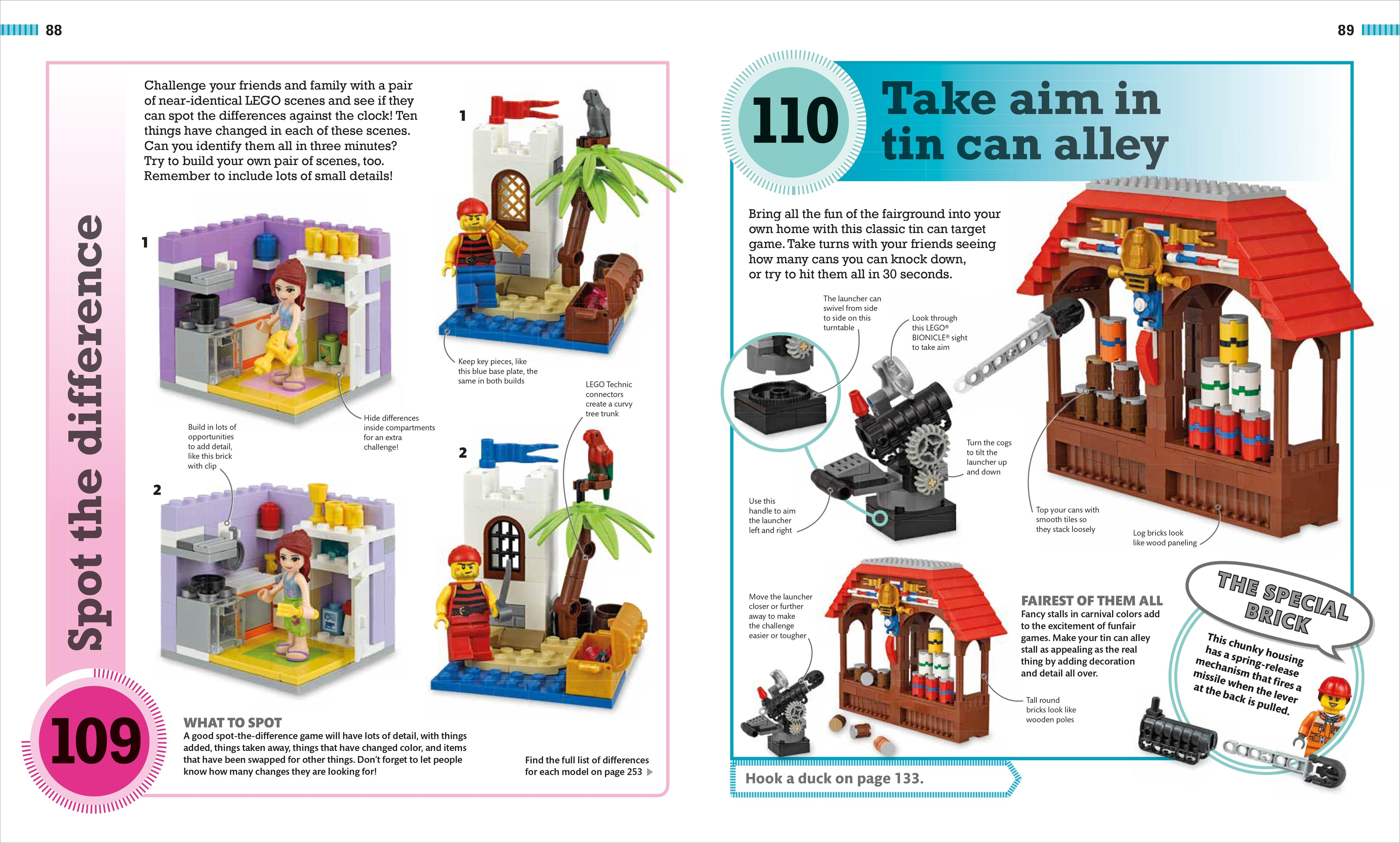 365 Things to Do with LEGO Bricks: Lego Fun Every Day of