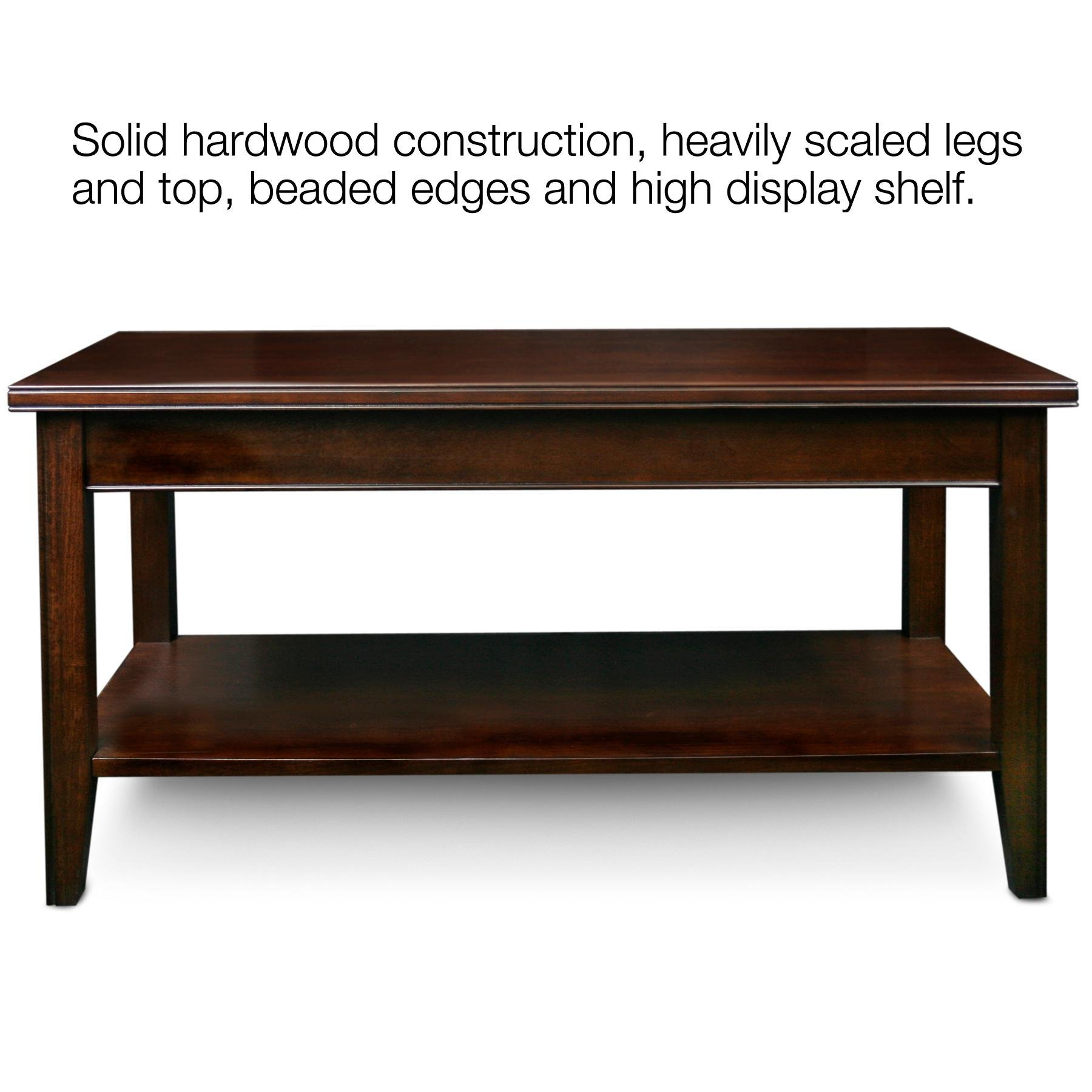 Leick Laurent Condo/Apartment Coffee Table: Amazon.ca: Home & Kitchen
