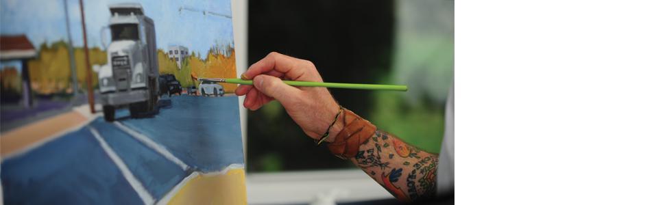 Detail Filbert No 4 Liquitex 1300404 Professional Freestyle Traditional Brush