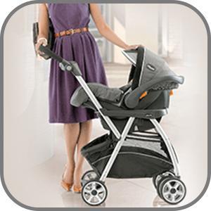 Amazon Com Chicco Keyfit Caddy Frame Stroller