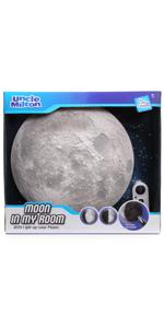 light-up, moonscape, science, room decor