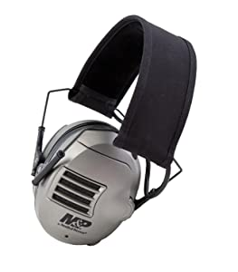range muffs, electronic earmuffs, hearing protection, hearing protection earmuffs, ear muffs, NRR