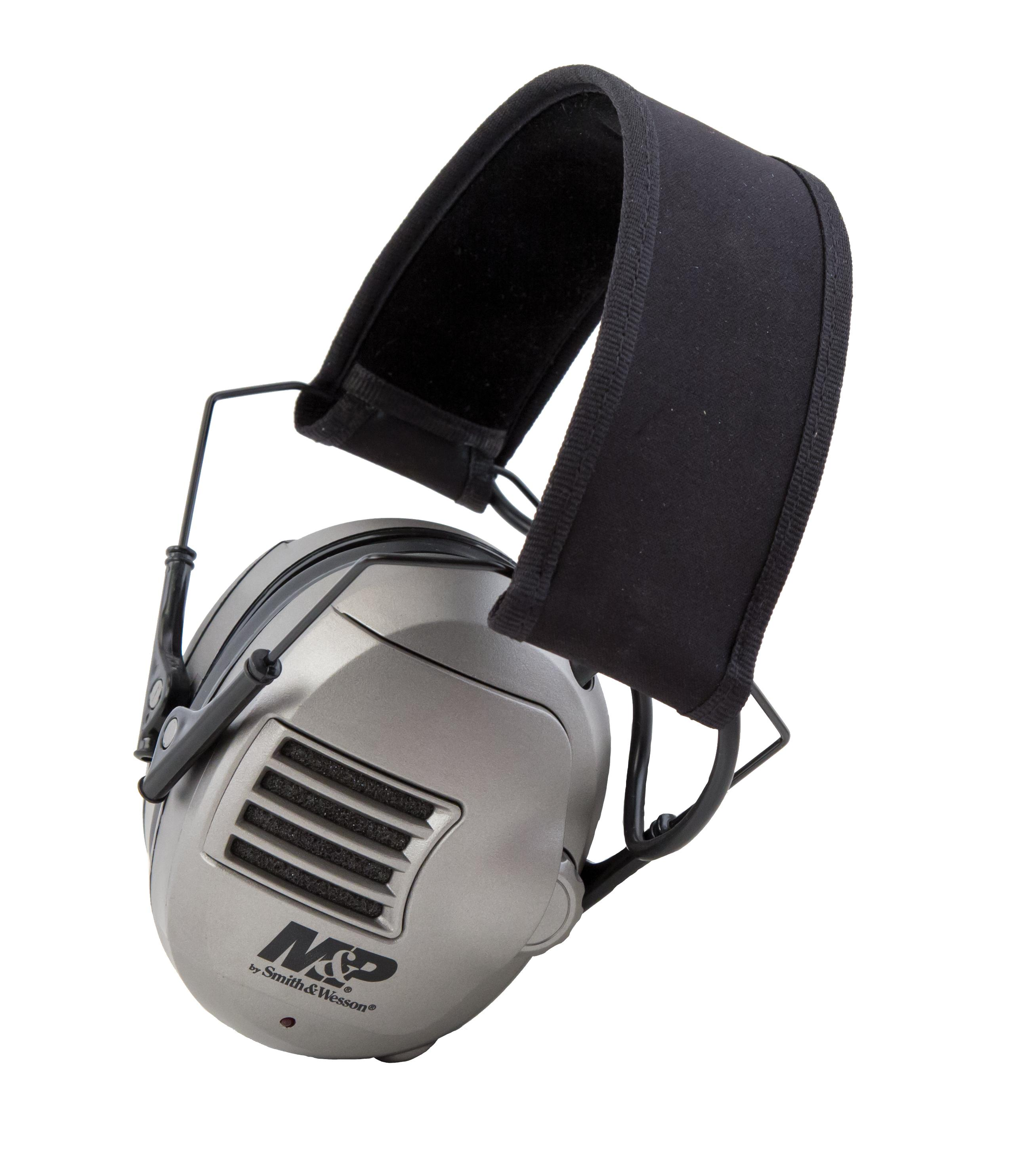 Smith & Wesson M&P 110041 Alpha Electronic Ear Muff