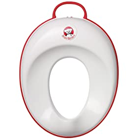Baby Bjorn Toilet Training Seat White and Black  Brand New