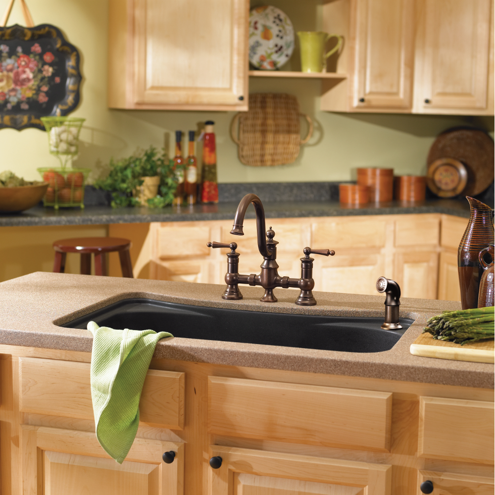 Moen Waterhill Kitchen Faucet – PPI Blog
