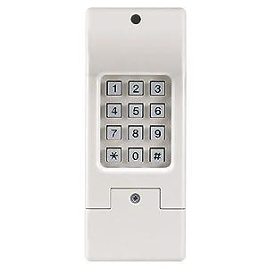 Chamberlain Klik2u P2 Universal Clicker Garage Door Keypad