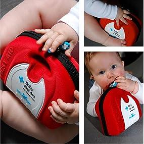 Baby first aid kit - chockfull help