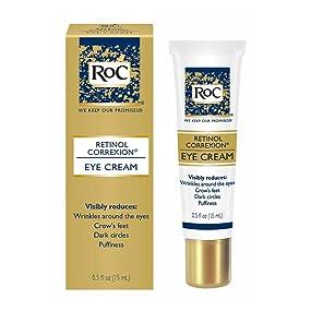 RoC Retinol Correxion - krem pod oczy przeciw starzeniu - Hero Image