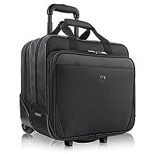 Amazon Com Solo New York Empire Rolling Laptop Bag