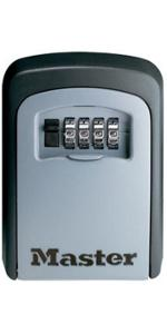5401D Select Access Wall-Mounted Key Storage Box