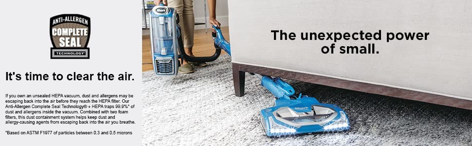 Enjoy a cleaner atmosphere with the product
