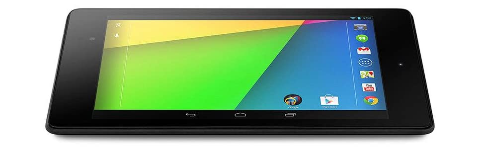 Amazon Com Asus New Nexus 7 Fhd Tablet 7 Inch 32gb Black Tablet Computers Home Audio Theater