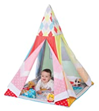 Amazon Com Infantino Grow With Me Playtime Teepee Gym Baby