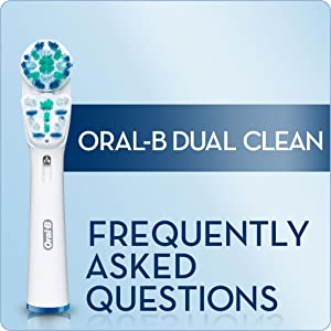 faq, oral b, electric toothbrush, oral health