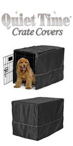 QuietTime Crate Cover
