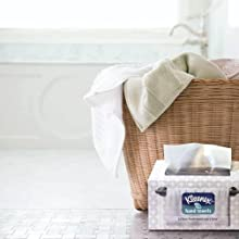 Kleenex Hand Towels help reduce spread of germs. Clean and absorbent paper towels to dry hands.