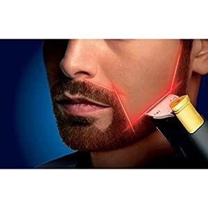 Philips Norelco Beard Trimmer, facial trimmer, shaver razor, groomer, facial groomer,