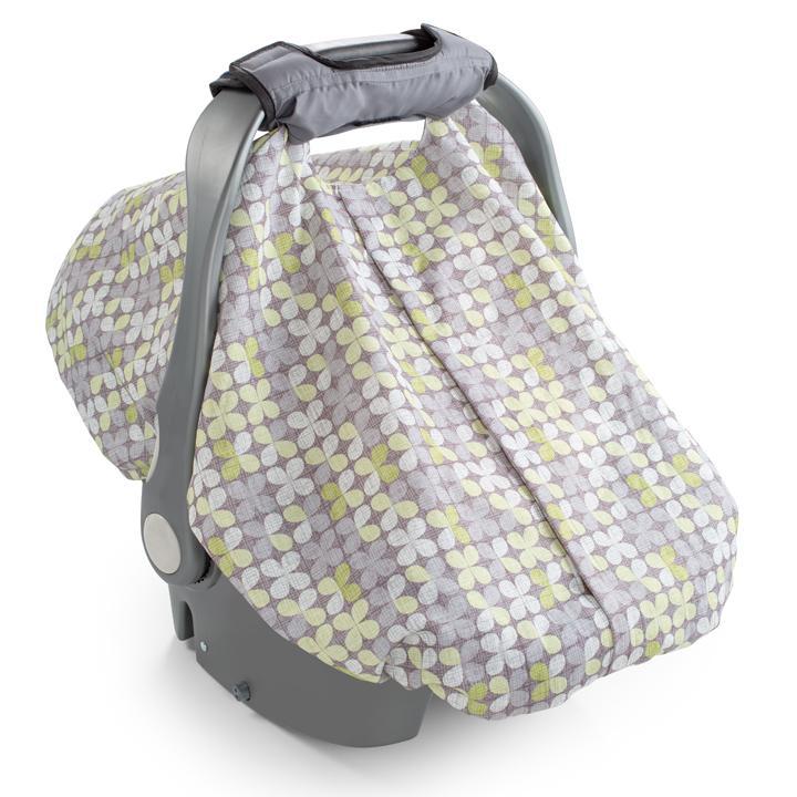 Peachy Summer Infant 2 In 1 Carry And Cover Infant Car Seat Cover Black Dots Inzonedesignstudio Interior Chair Design Inzonedesignstudiocom