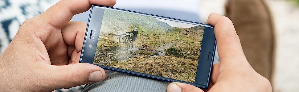 Amazon.com: Desbloqueado teléfono Sony Xperia XZ ...