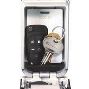 Master Lock Lock Box Set Your Own Combination Wall Mount