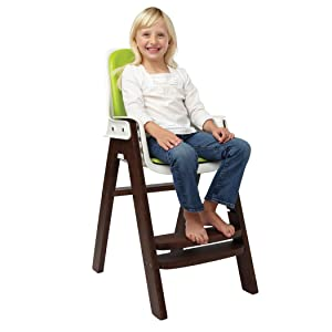 Oxo Tot 6343400 Sprouttm Chair Taupe Walnut Amazon Ca Baby