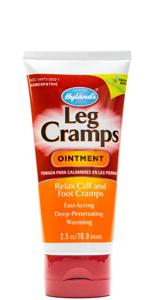 Hyland's leg cramps, ointment, muscle cramp, homeopathic