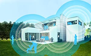 Linksys Velop Whole-House Wi-Fi Coverage