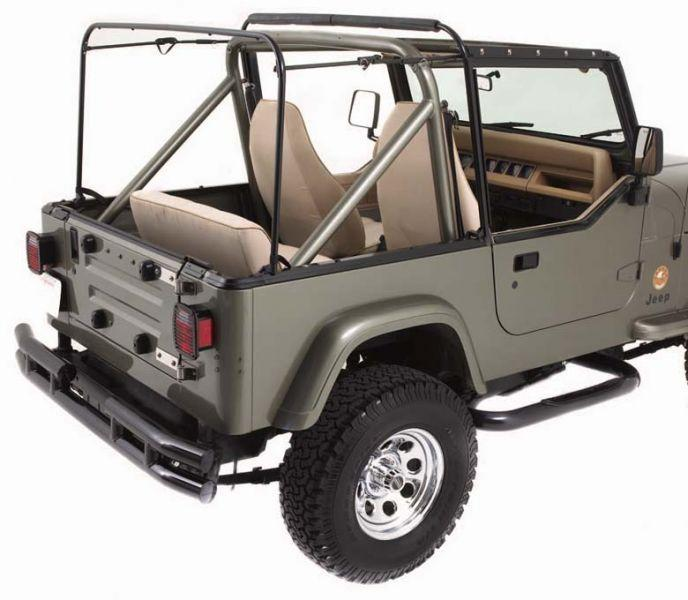 Jeep Yj Soft Top >> Rugged Ridge 13510 01 Soft Top Replacement Hardware