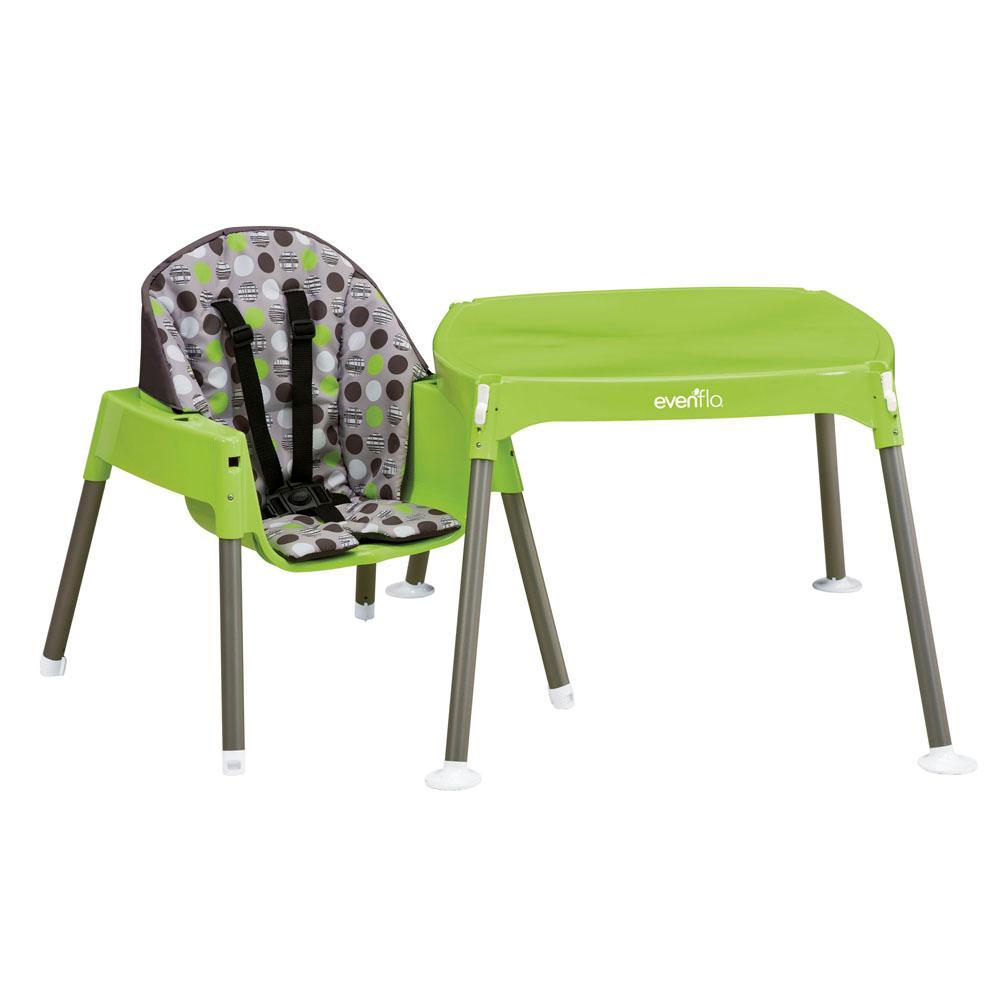 Amazon Com Evenflo 4 In 1 Eat Grow Convertible High Chair