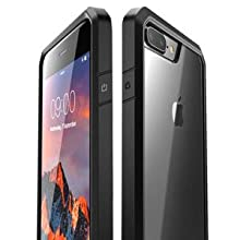iphone 7 plus clear case, iphone 7 pus protective case.