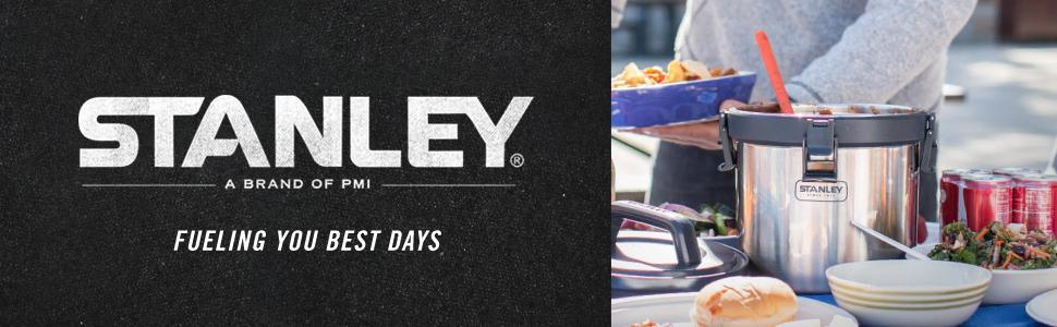 Stanley, food, food jars, hot food, oatmeal jar, stainless steel, adventure, outdoor, lunch, soup