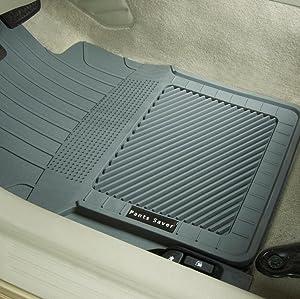 Custom Fit Car Mat 4PC Gray PantsSaver 4225122