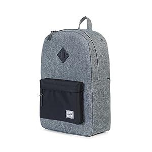 Herschel Supply Co. Heritage Backpack - Grey/Tan - Love