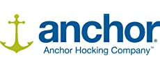 anchor hocking; made in the usa; glass