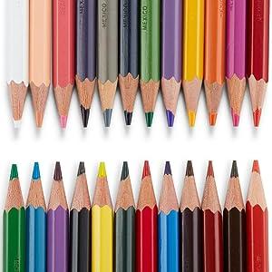 Prismacolor Col-Erase Erasable Colored Pencils - Medium Point