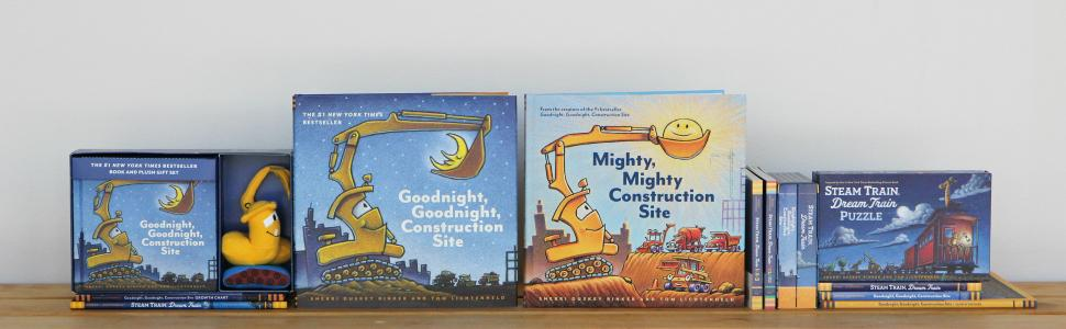 Goodnight, Goodnight, Construction Site Matching Game ...