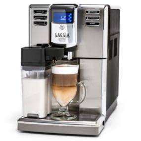 gaggia, automatic coffee machine, one-touch espresso machine