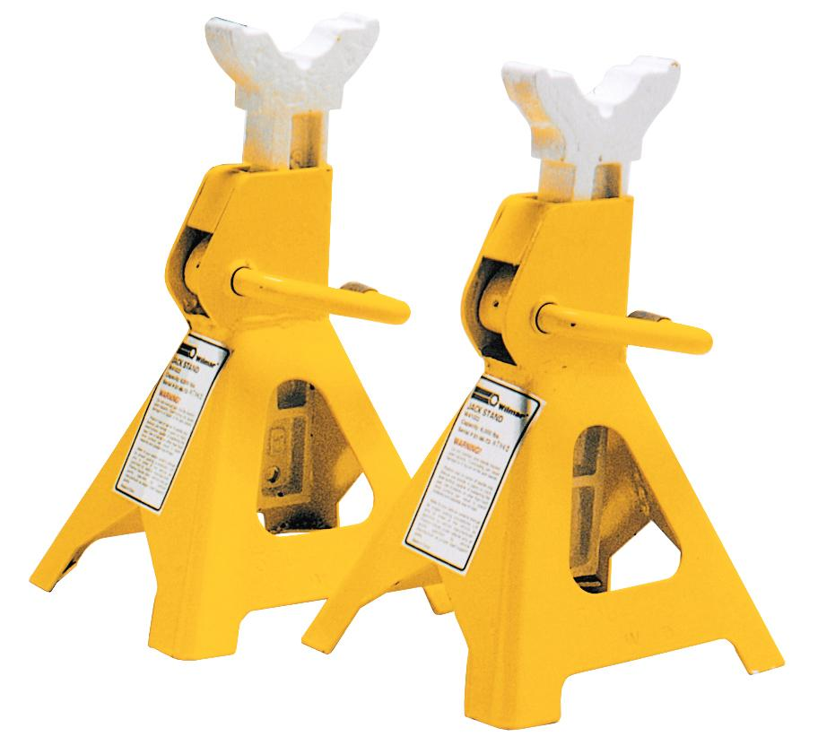 Light Jack Stand: Amazon.com: Performance Tool W41023 6 Ton (12,000 Lbs